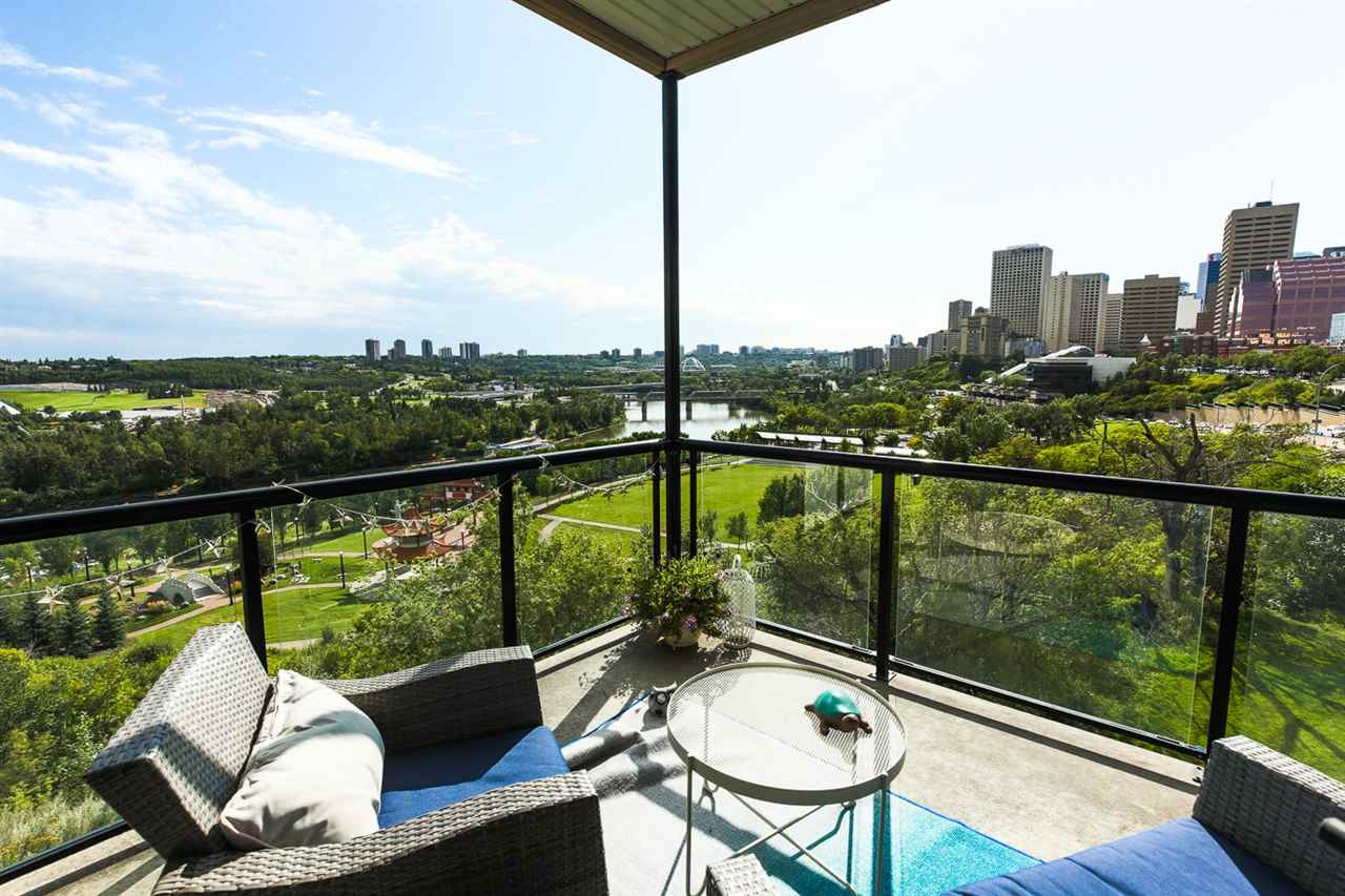 MLS® listing #E4171397 for sale located at 419 9507 101 Avenue