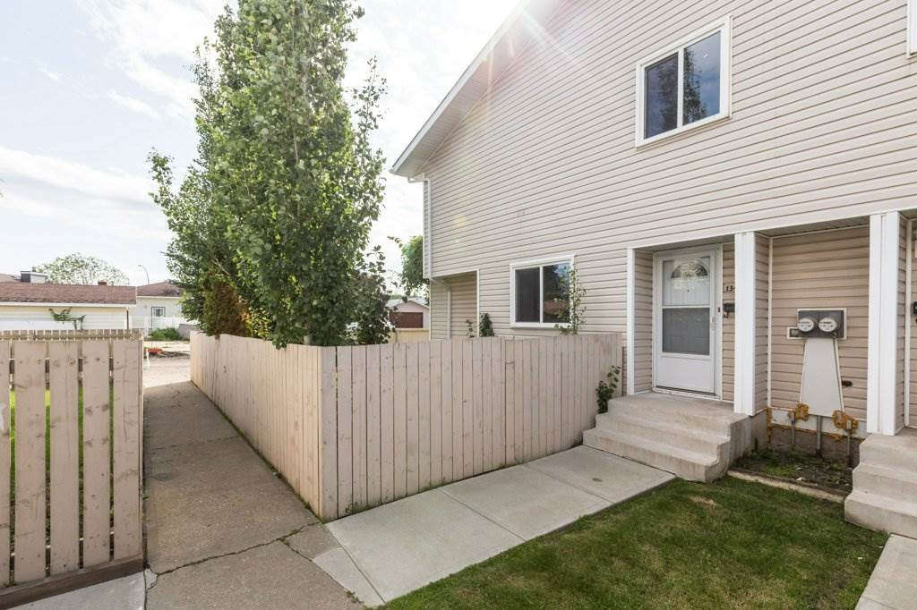 MLS® listing #E4171442 for sale located at 13413 43 Street
