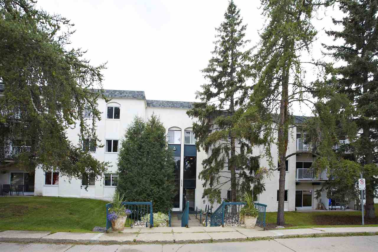 MLS® listing #E4171445 for sale located at 306 5730 RIVERBEND Road