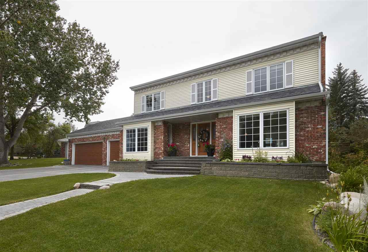 MLS® listing #E4171474 for sale located at 708 ROMANIUK Road