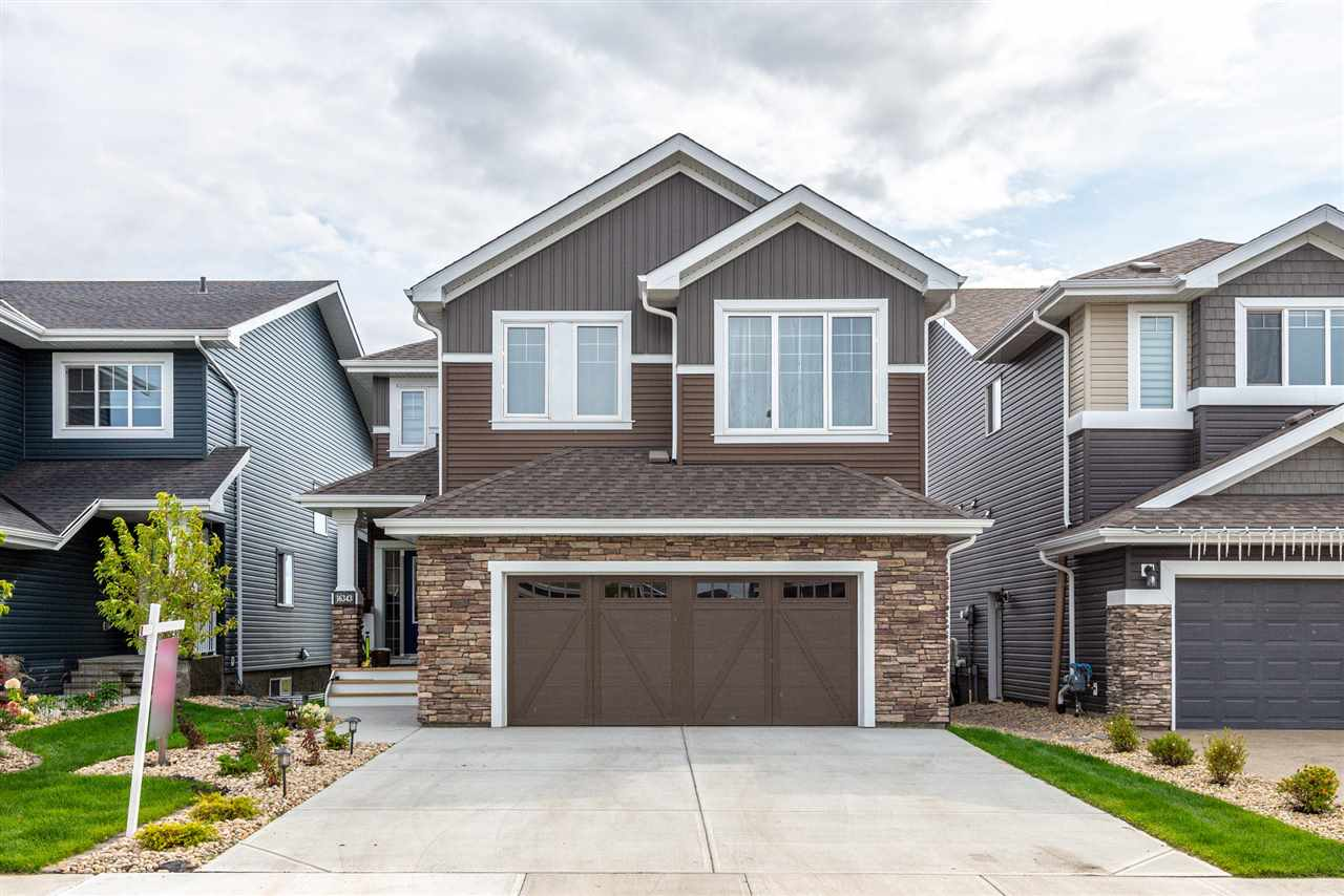 MLS® listing #E4171490 for sale located at 16343 18 Avenue