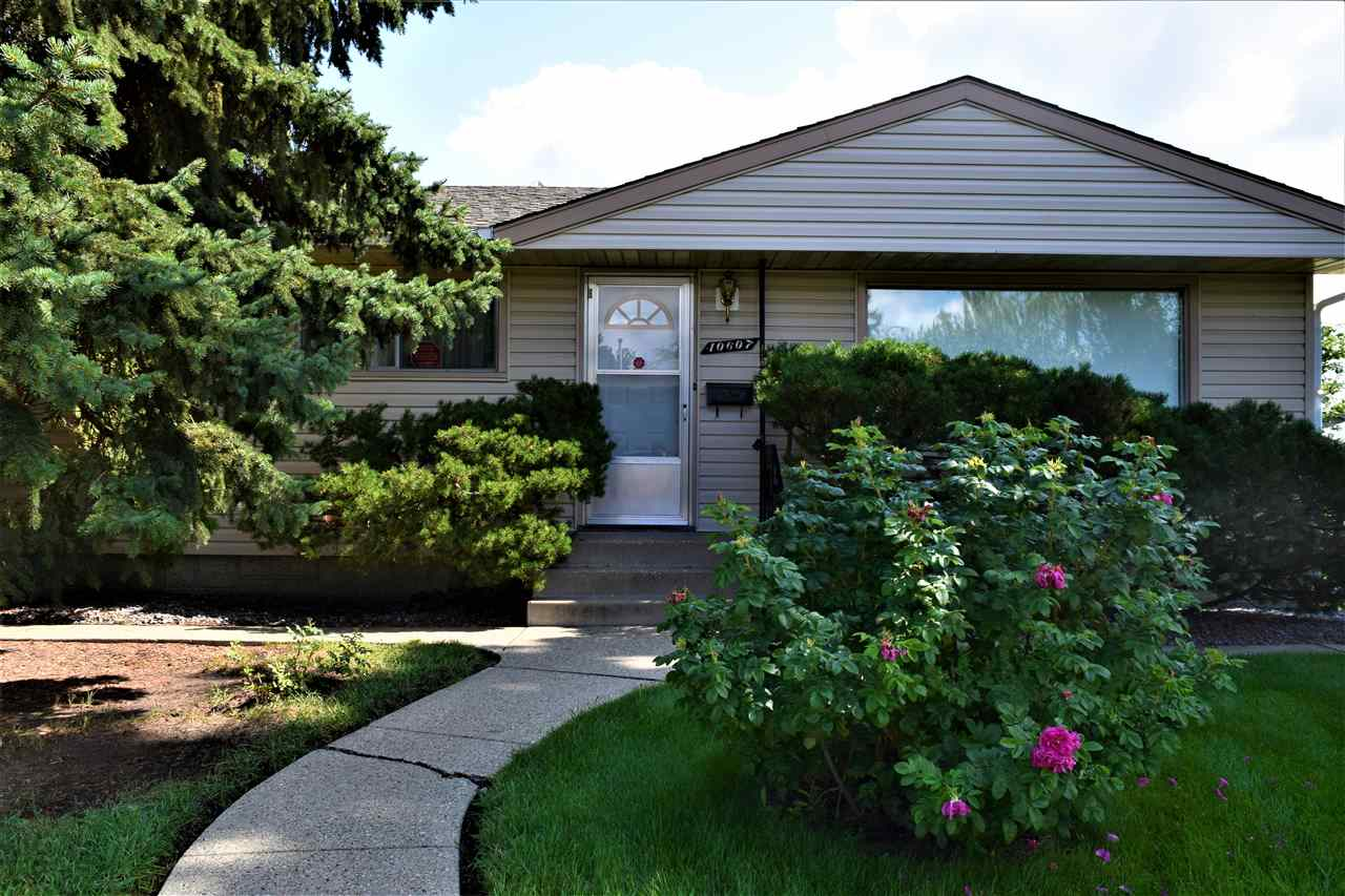 MLS® listing #E4171549 for sale located at 10607 36 Street