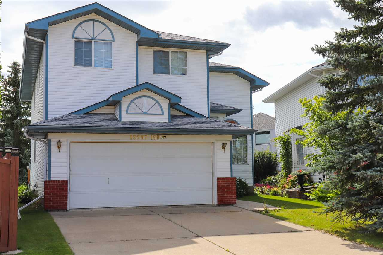 MLS® listing #E4171568 for sale located at 13207 159 Avenue