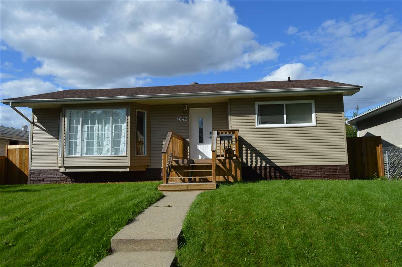 MLS® listing #E4171645 for sale located at 4042 113 Avenue