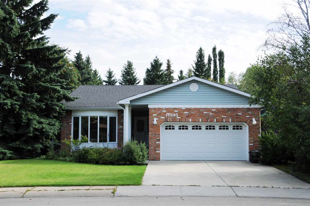 MLS® listing #E4171650 for sale located at 14803 45 Avenue