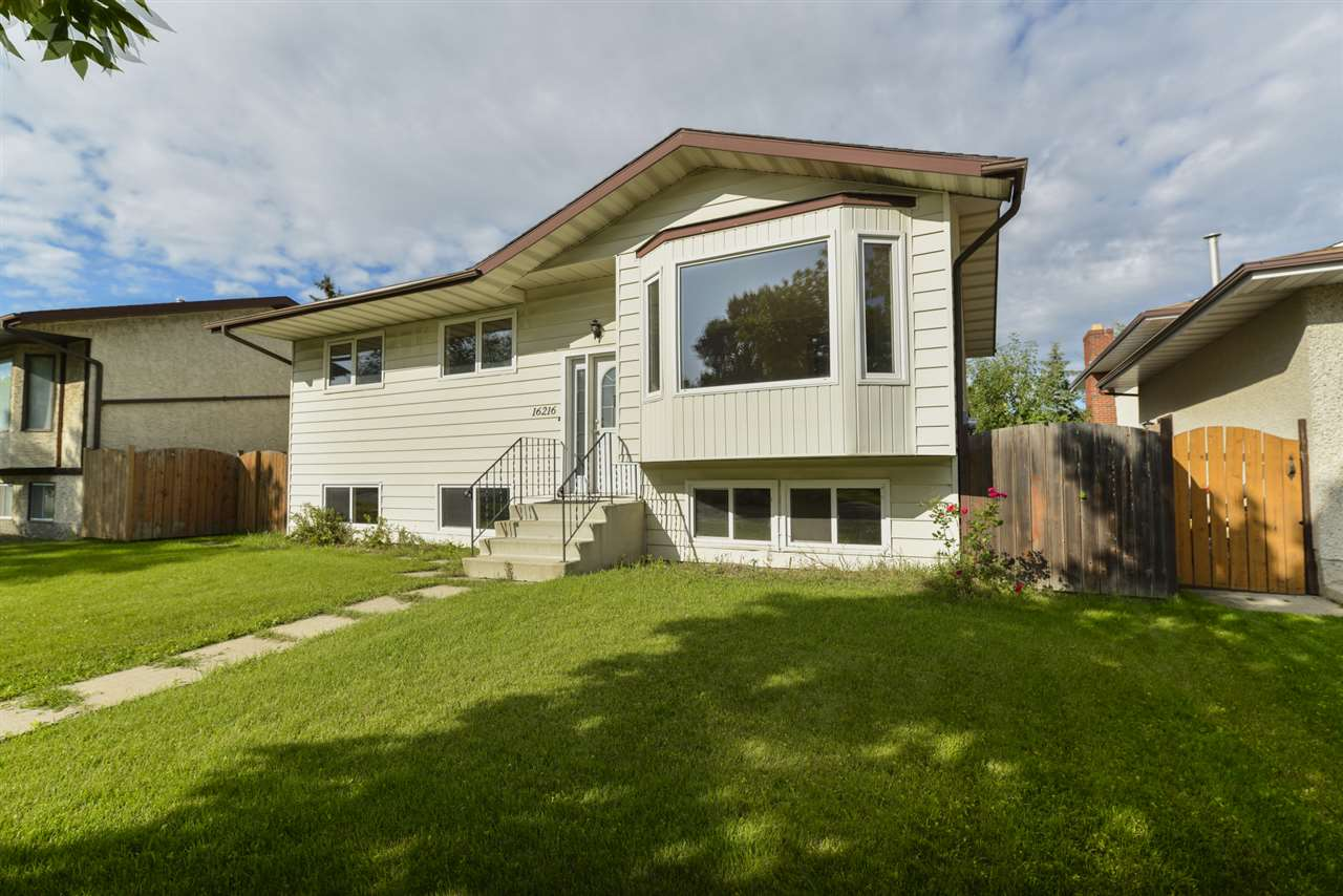 MLS® listing #E4171653 for sale located at 16216 100 Street