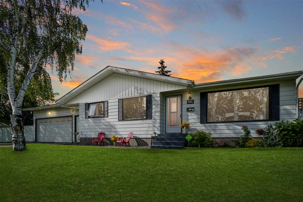 MLS® listing #E4171730 for sale located at 8504 17 Avenue