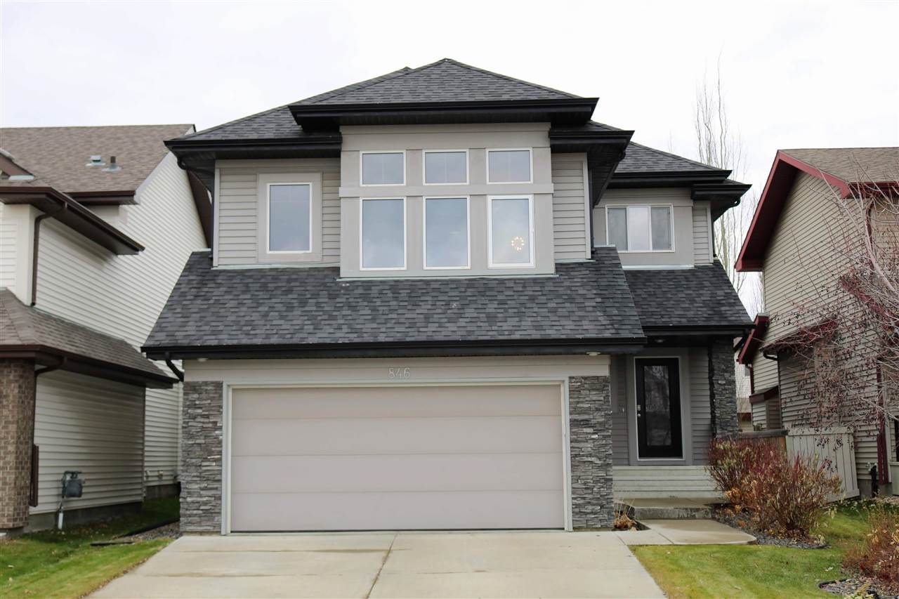 MLS® listing #E4171756 for sale located at 846 CHAHLEY Way