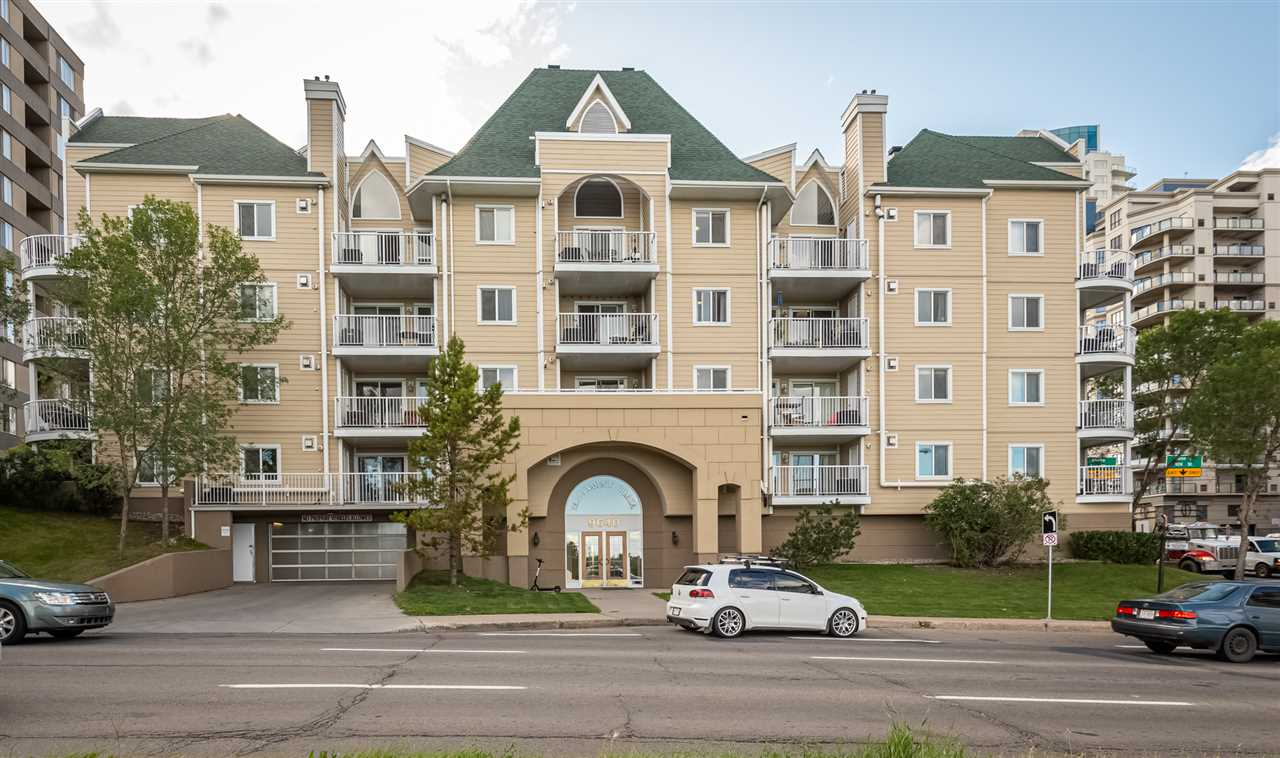 MLS® listing #E4171773 for sale located at 401 9640 105 Street