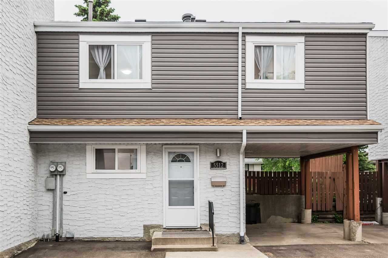 MLS® listing #E4171972 for sale located at 5512 19A Avenue