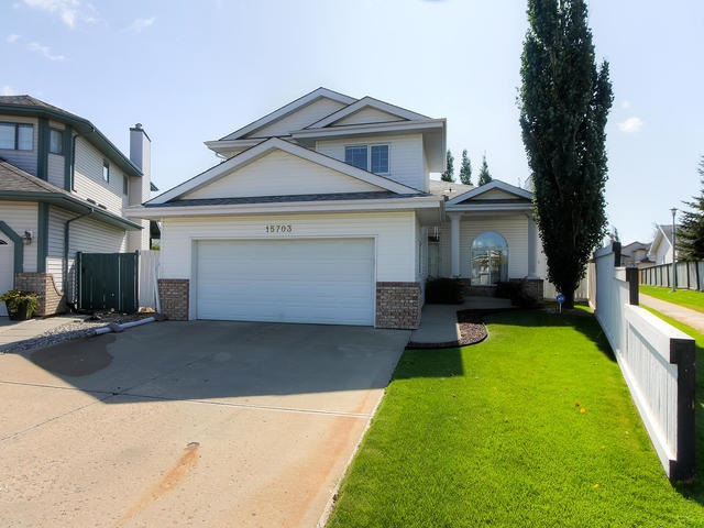 MLS® listing #E4172015 for sale located at 15703 133 Street