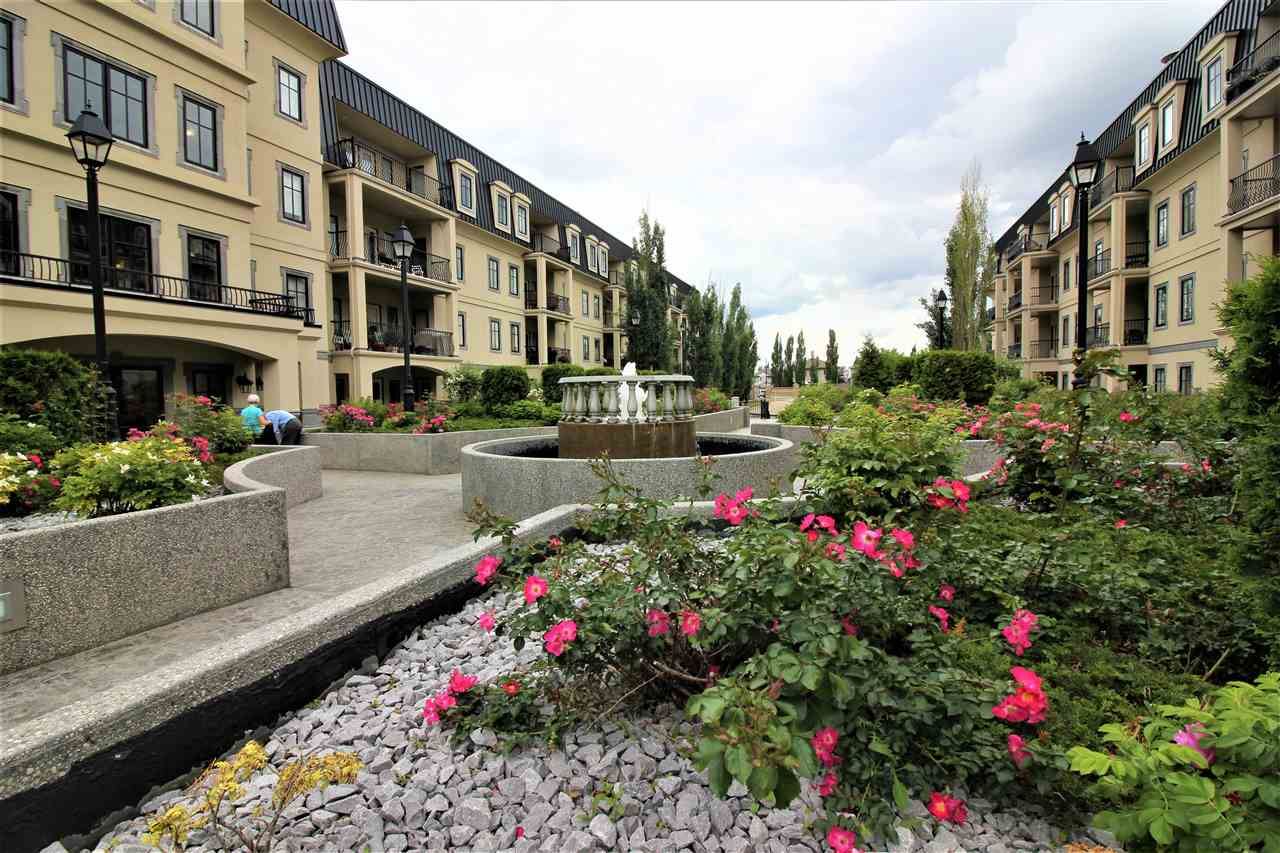 MLS® listing #E4172065 for sale located at 212 1406 HODGSON Way