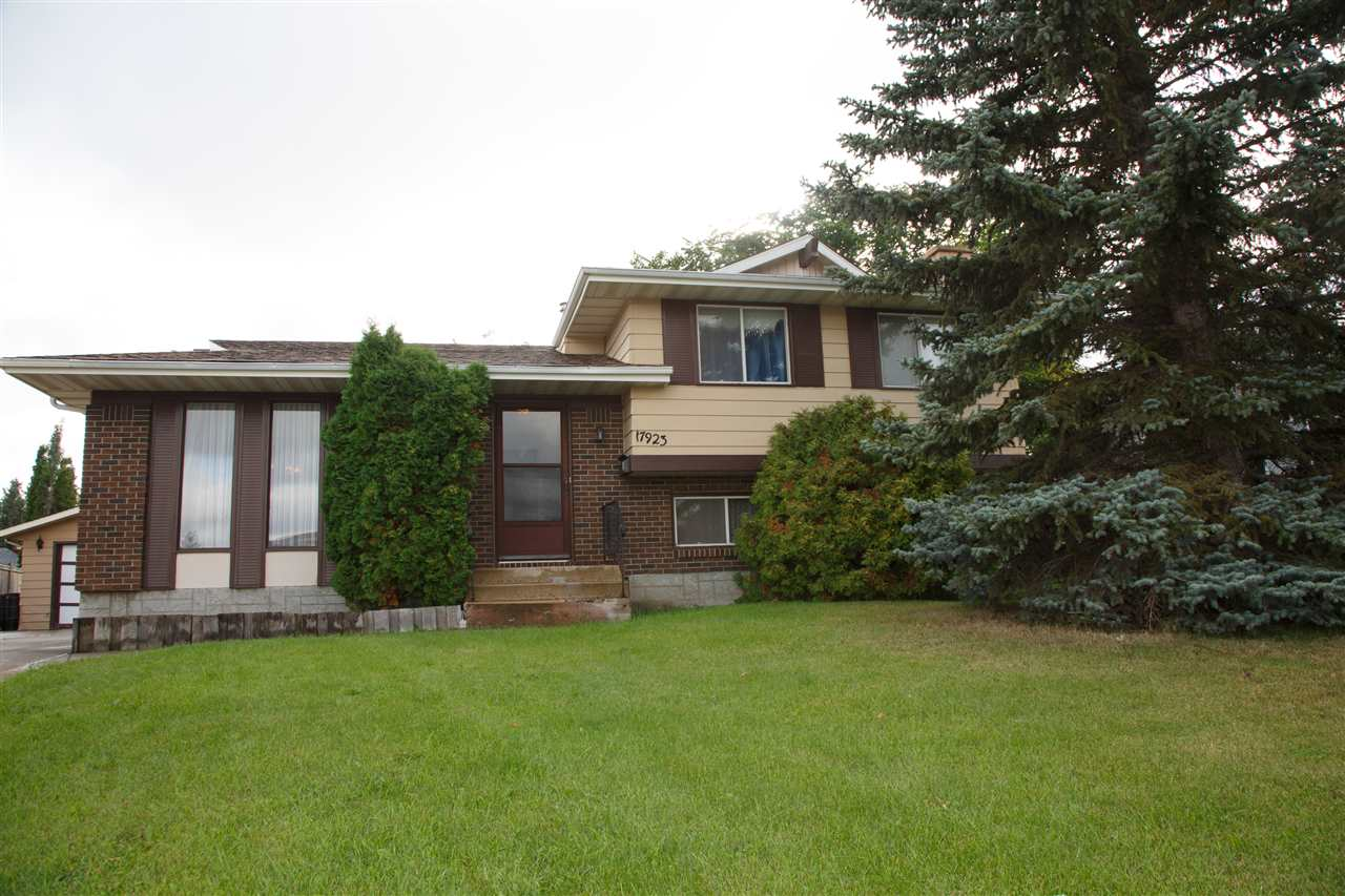 MLS® listing #E4172121 for sale located at 17923 80A Avenue