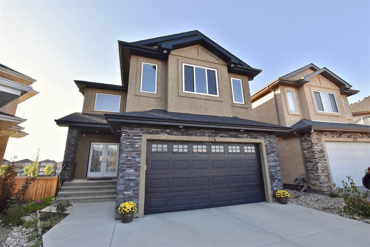 MLS® listing #E4172199 for sale located at 724 ALBANY Place
