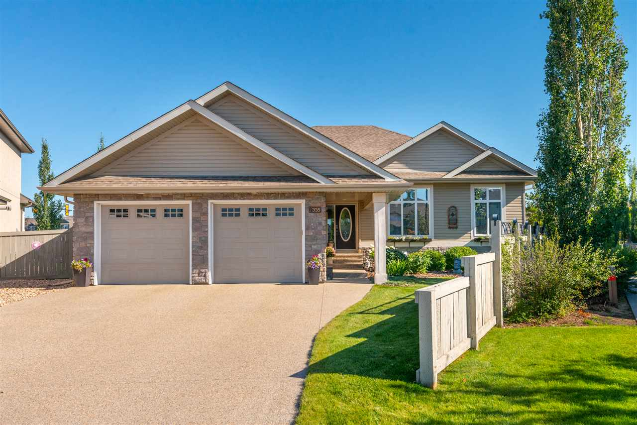 MLS® listing #E4172216 for sale located at 335 CALLAGHAN Close
