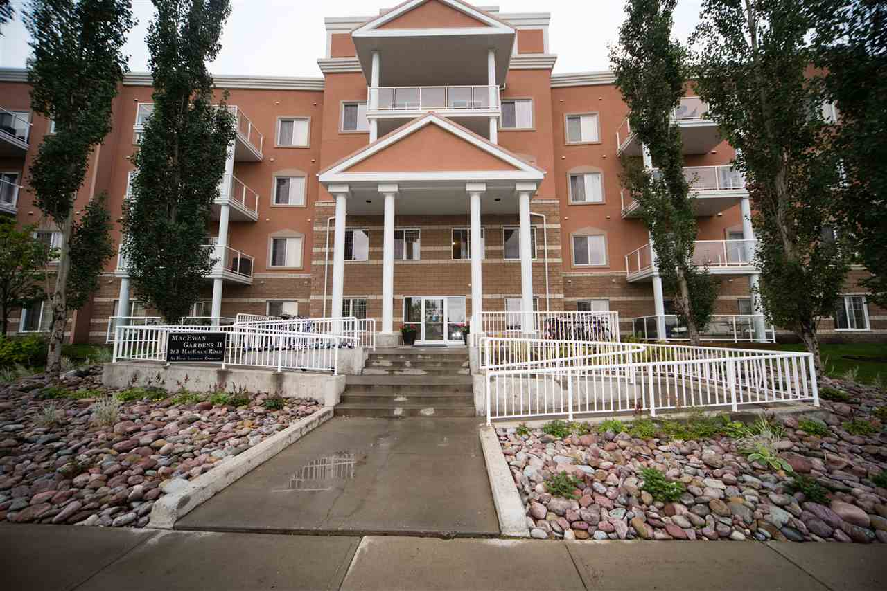 MLS® listing #E4172217 for sale located at 212 263 MACEWAN Road