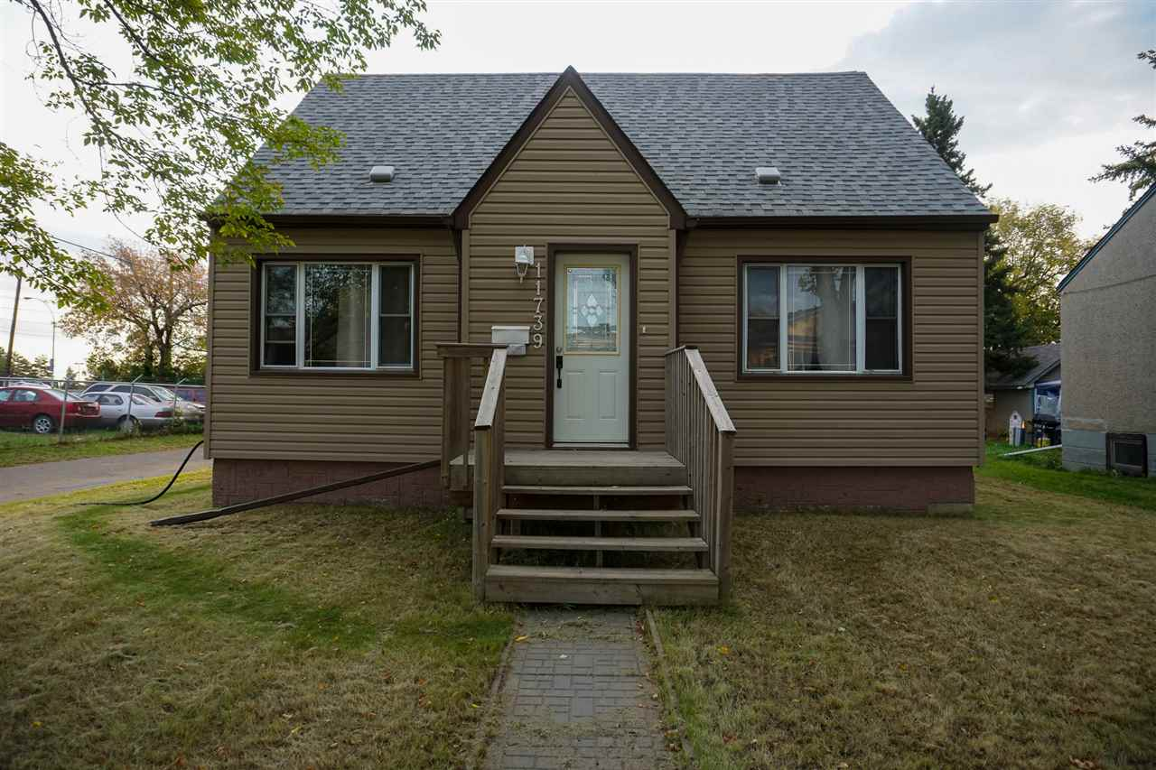 MLS® listing #E4172374 for sale located at 11739 122 Street