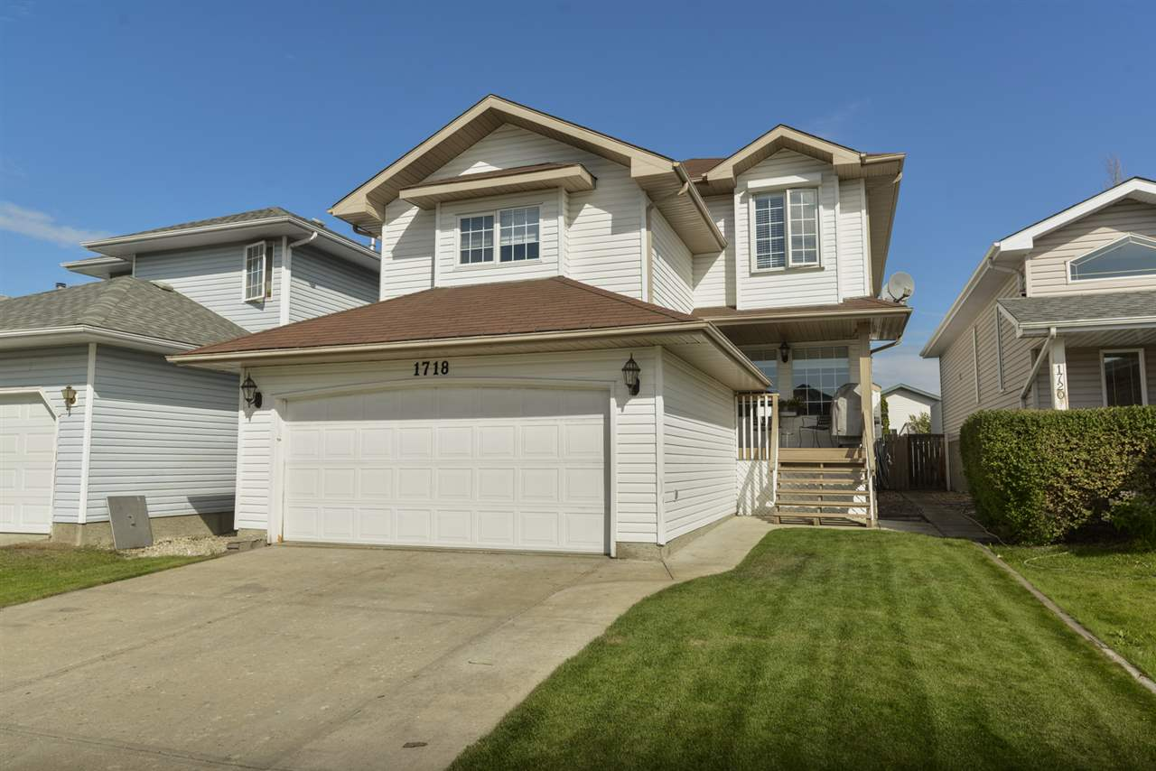 MLS® listing #E4172407 for sale located at 1718 KENSIT Place
