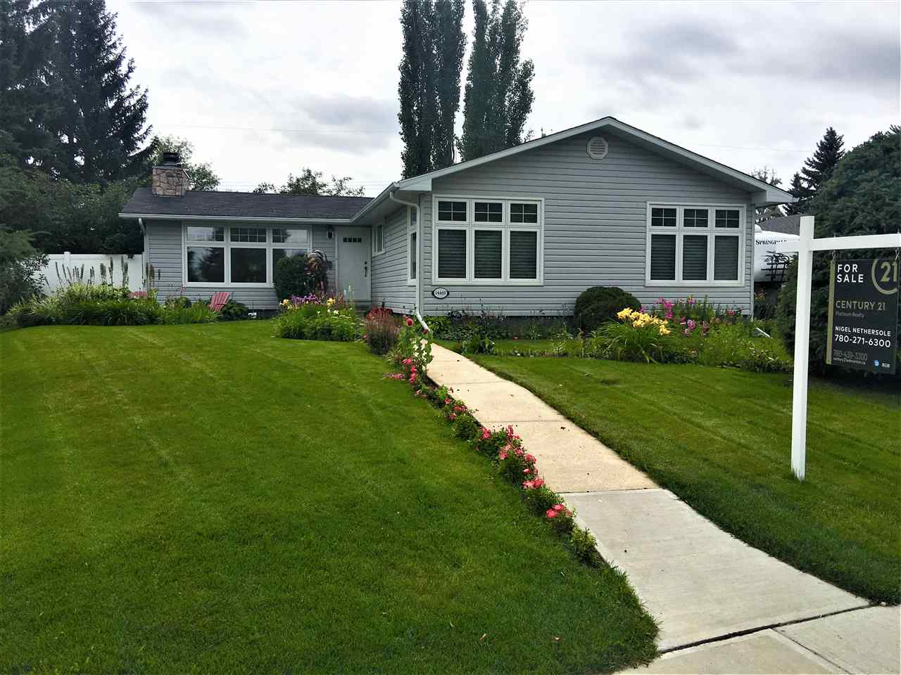 MLS® listing #E4172416 for sale located at 14407 78 Avenue