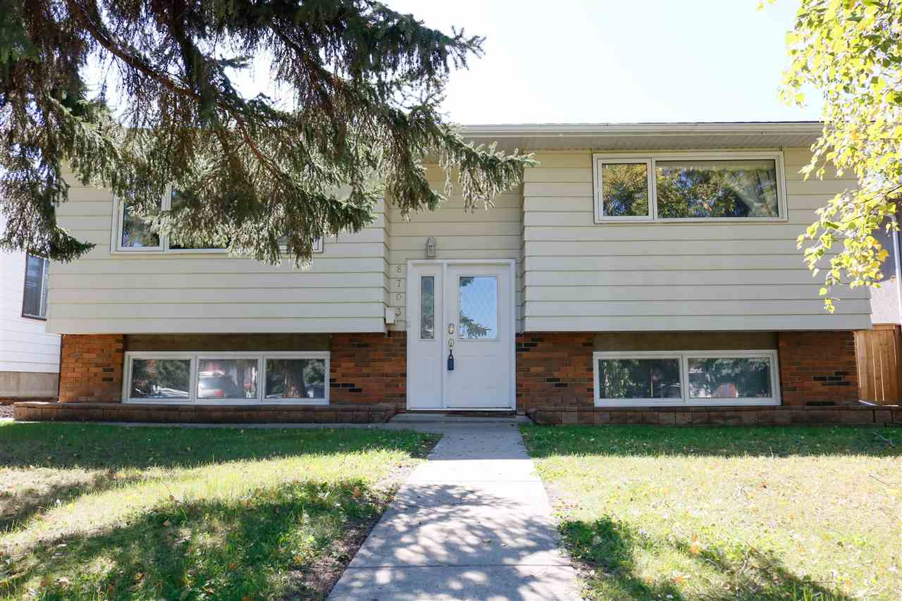 MLS® listing #E4172430 for sale located at 8703 25 A Avenue