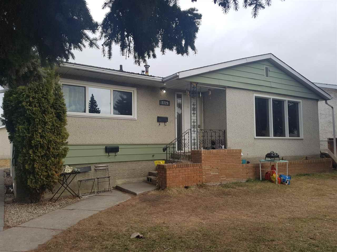 MLS® listing #E4172497 for sale located at 8729 151 Street