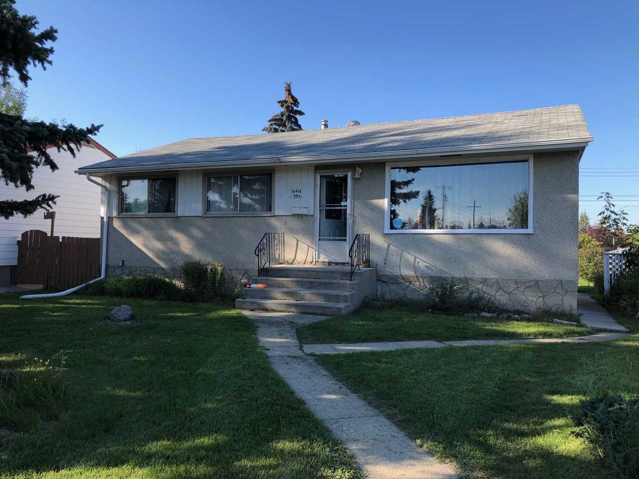 MLS® listing #E4172505 for sale located at 16416 99A Avenue