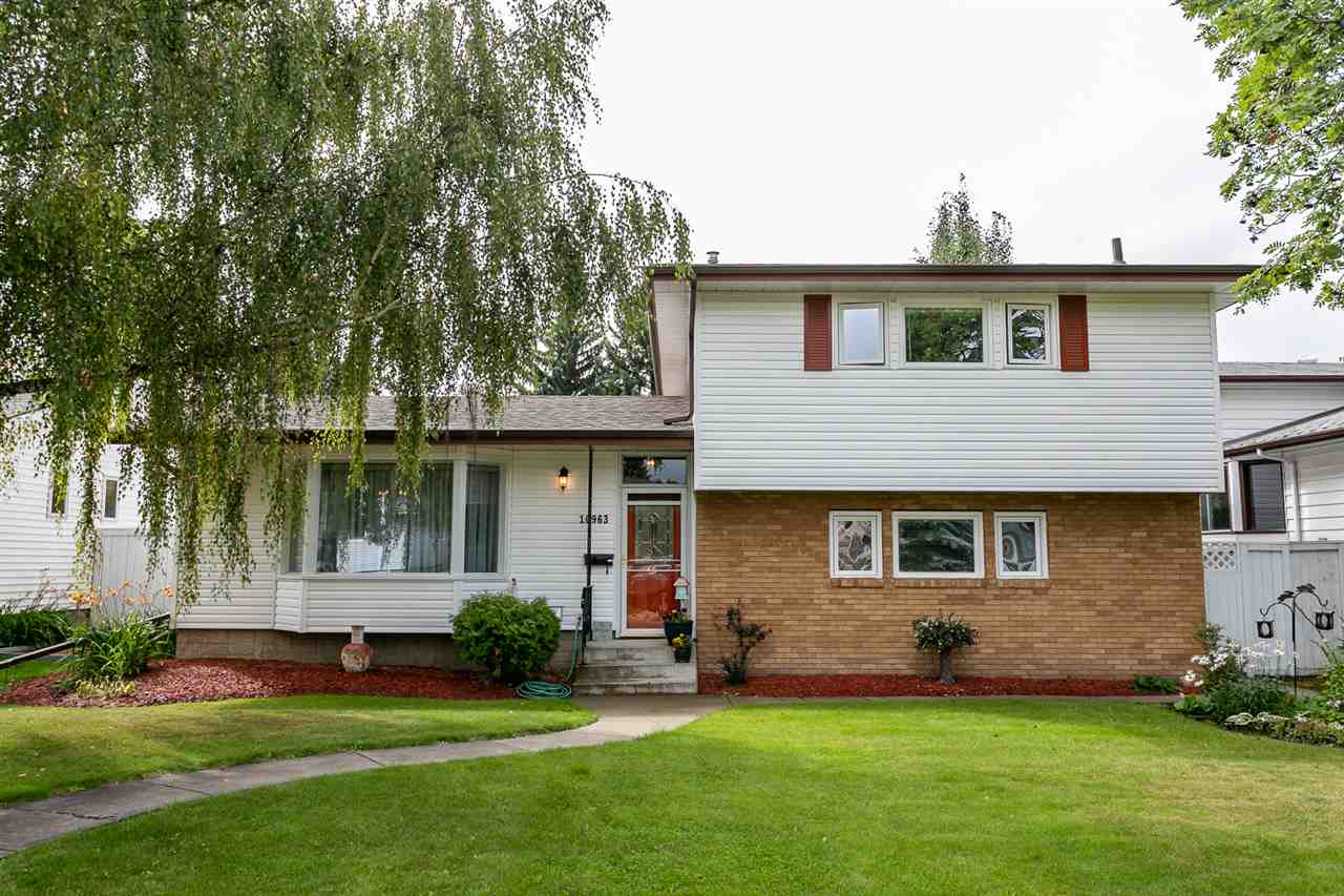 MLS® listing #E4172527 for sale located at 10963 36A Avenue