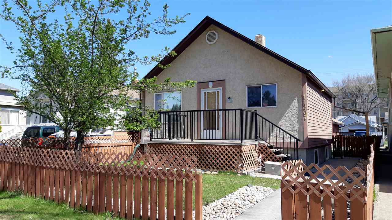 MLS® listing #E4172548 for sale located at 11307 84 Street