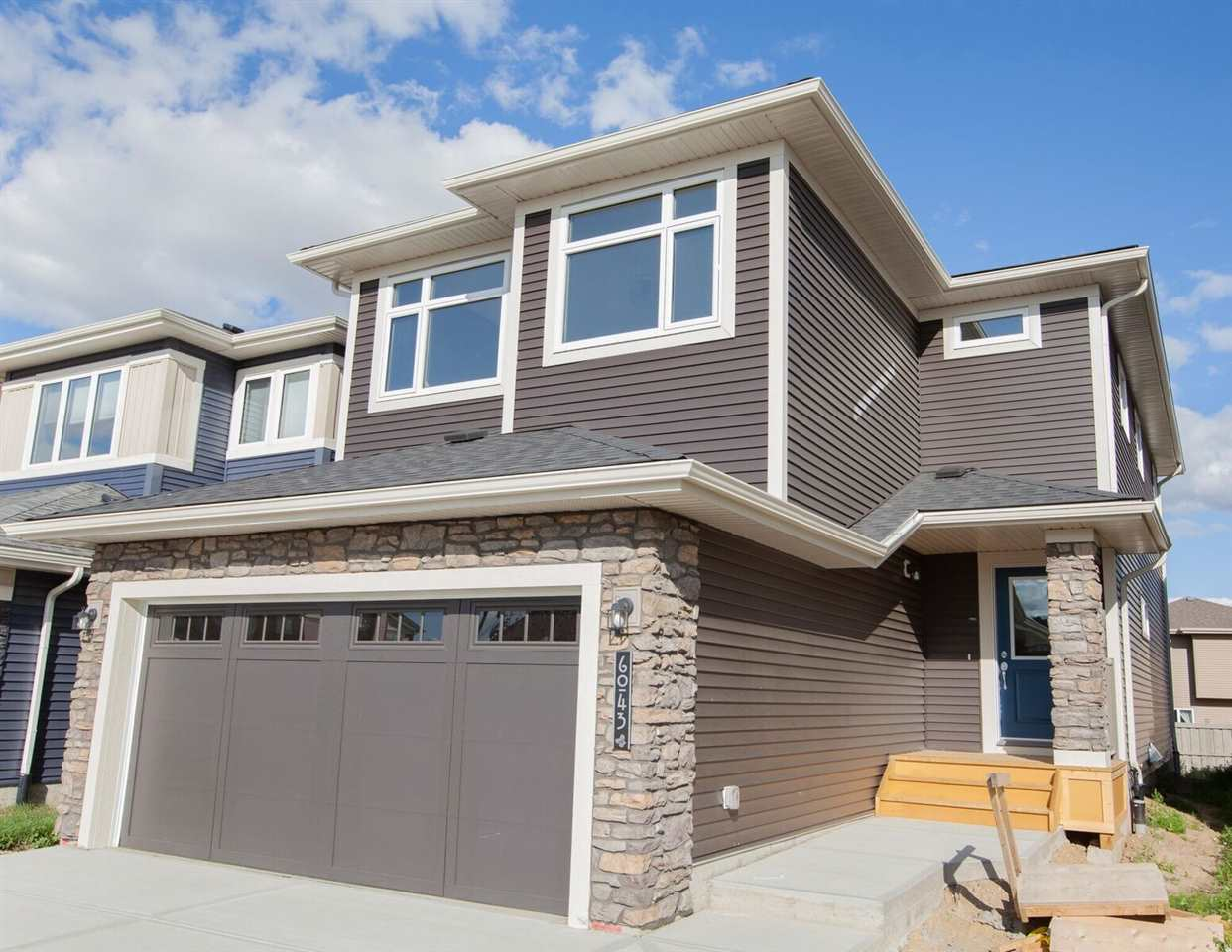 MLS® listing #E4172568 for sale located at 6043 Rosenthal Way NW