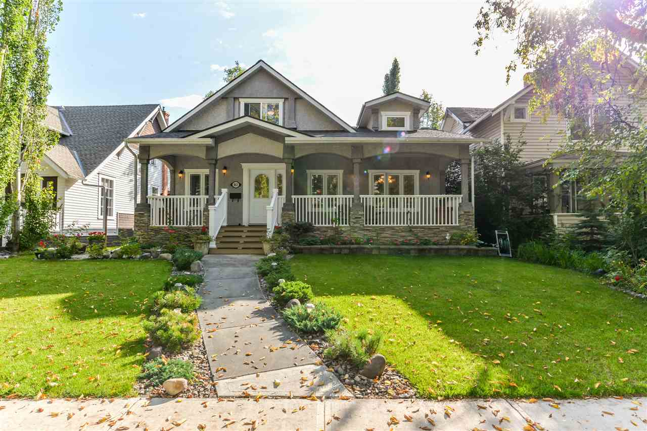 MLS® listing #E4172590 for sale located at 10533 125 Street