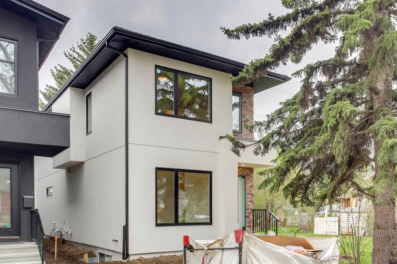 MLS® listing #E4172595 for sale located at 10459 144 Street