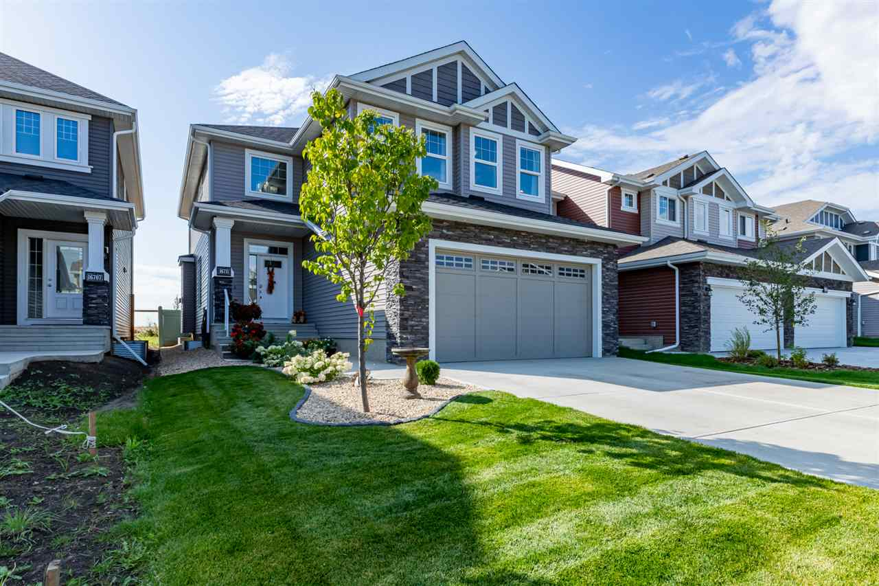 MLS® listing #E4172613 for sale located at 16711 18 Avenue