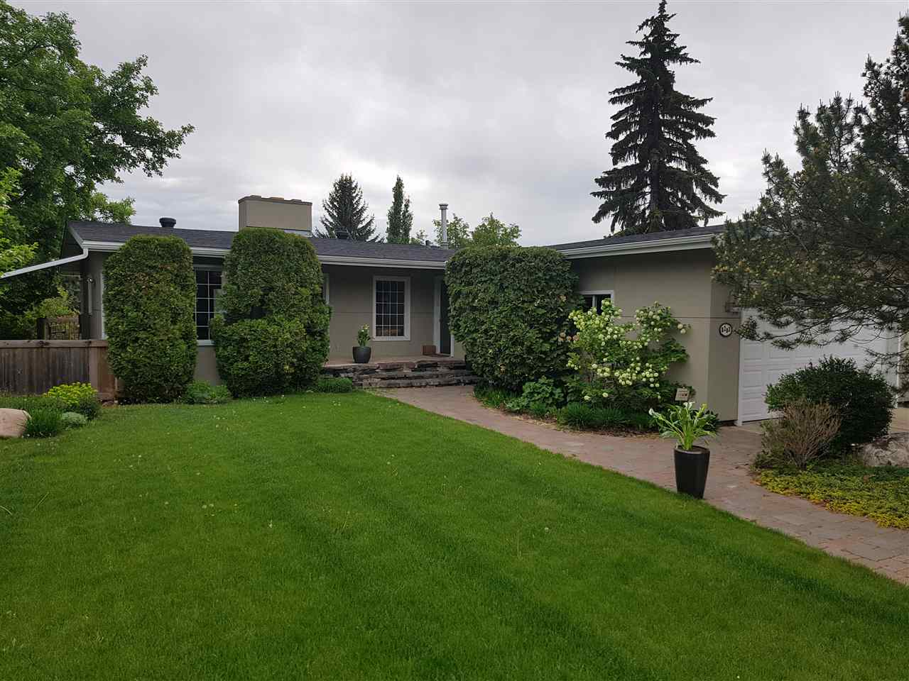 MLS® listing #E4172657 for sale located at 8203 134 Street
