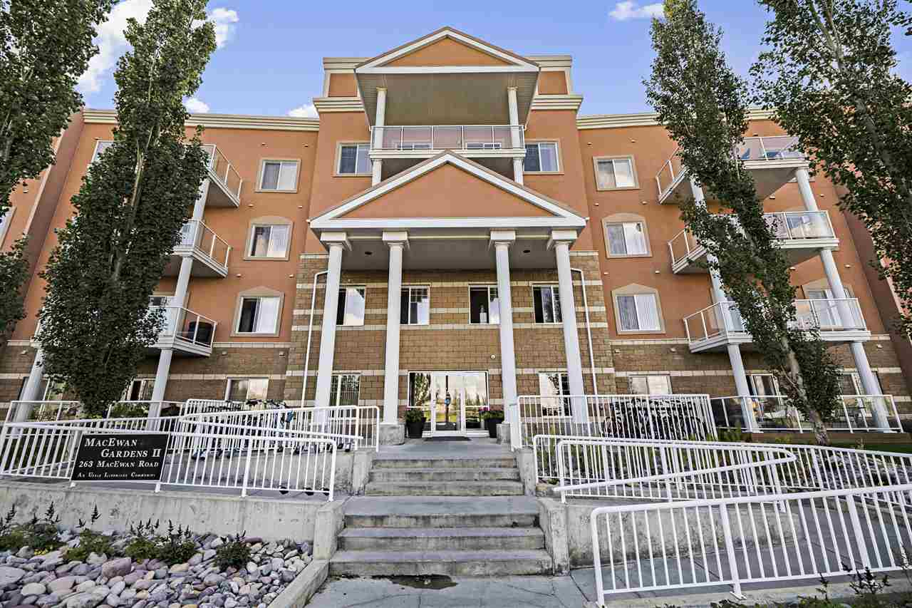 MLS® listing #E4172703 for sale located at 119 263 MACEWAN Road
