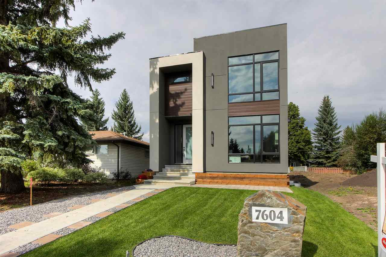MLS® listing #E4172777 for sale located at 7604 142A Street NW