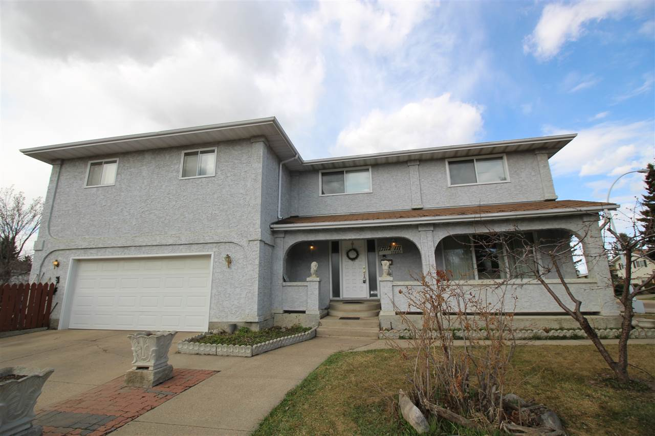 MLS® listing #E4172778 for sale located at 17112 111 Street