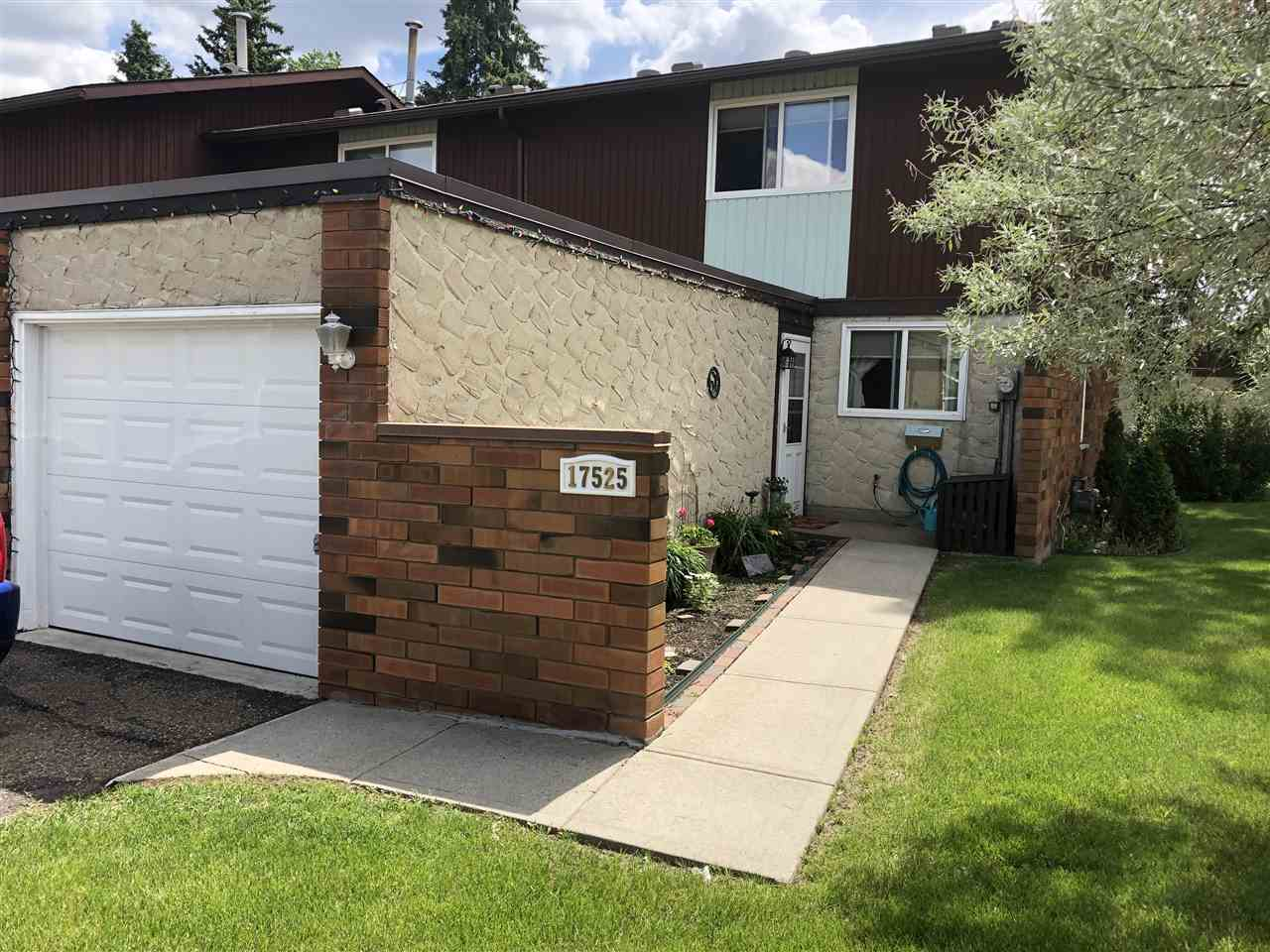 MLS® listing #E4172814 for sale located at 17525 77 Avenue