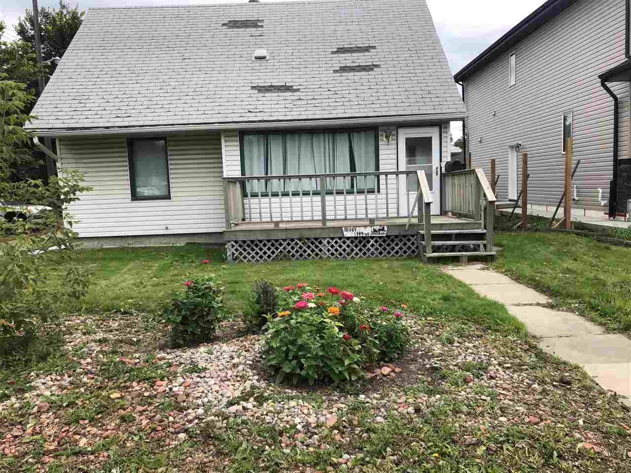 MLS® listing #E4172820 for sale located at 10361 149 Street