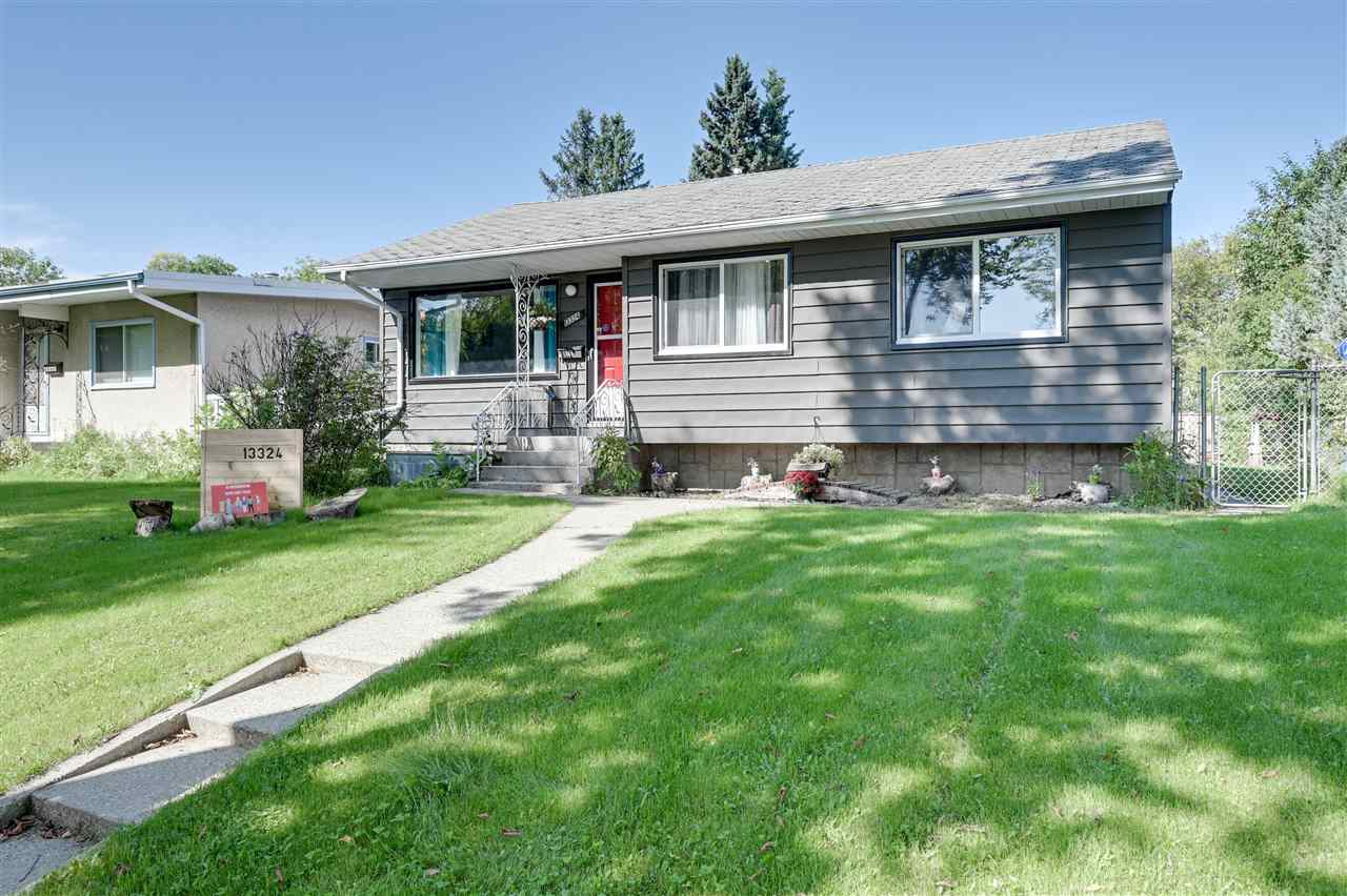 MLS® listing #E4172846 for sale located at 13324 124 Avenue