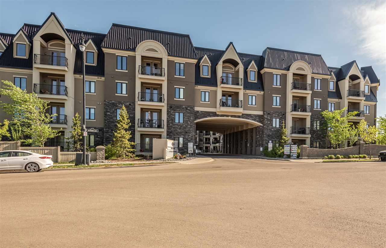MLS® listing #E4172855 for sale located at 111 6083 MAYNARD Way