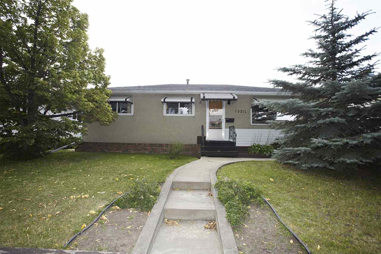 MLS® listing #E4172878 for sale located at 15211 110A Avenue