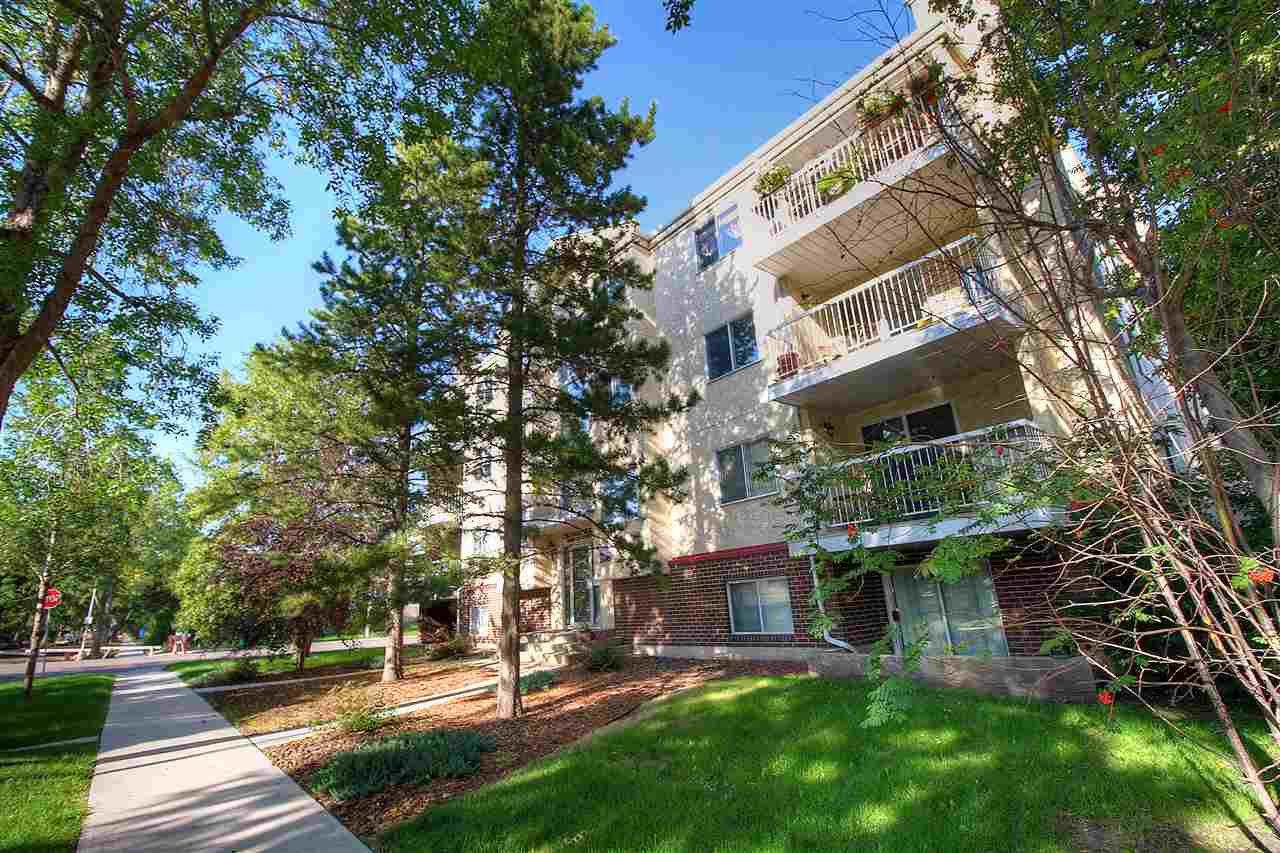 MLS® listing #E4172887 for sale located at 201 11045 123 Street