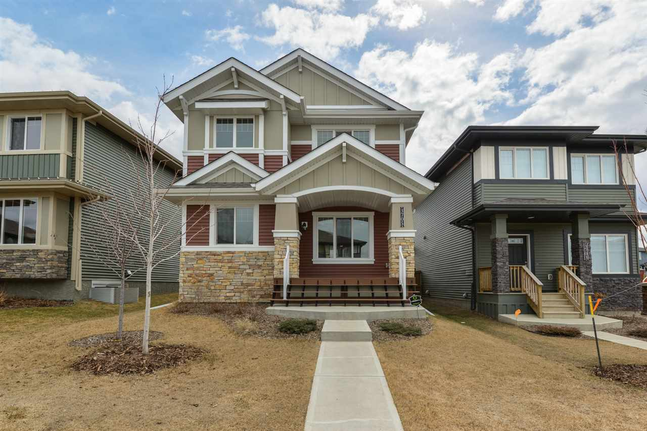 MLS® listing #E4172902 for sale located at 3705 WEIDLE Crescent