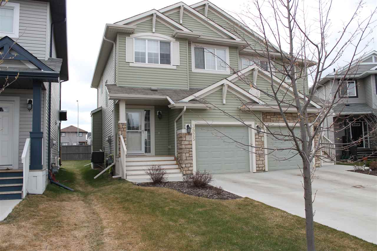 MLS® listing #E4172903 for sale located at 3925 167A Avenue