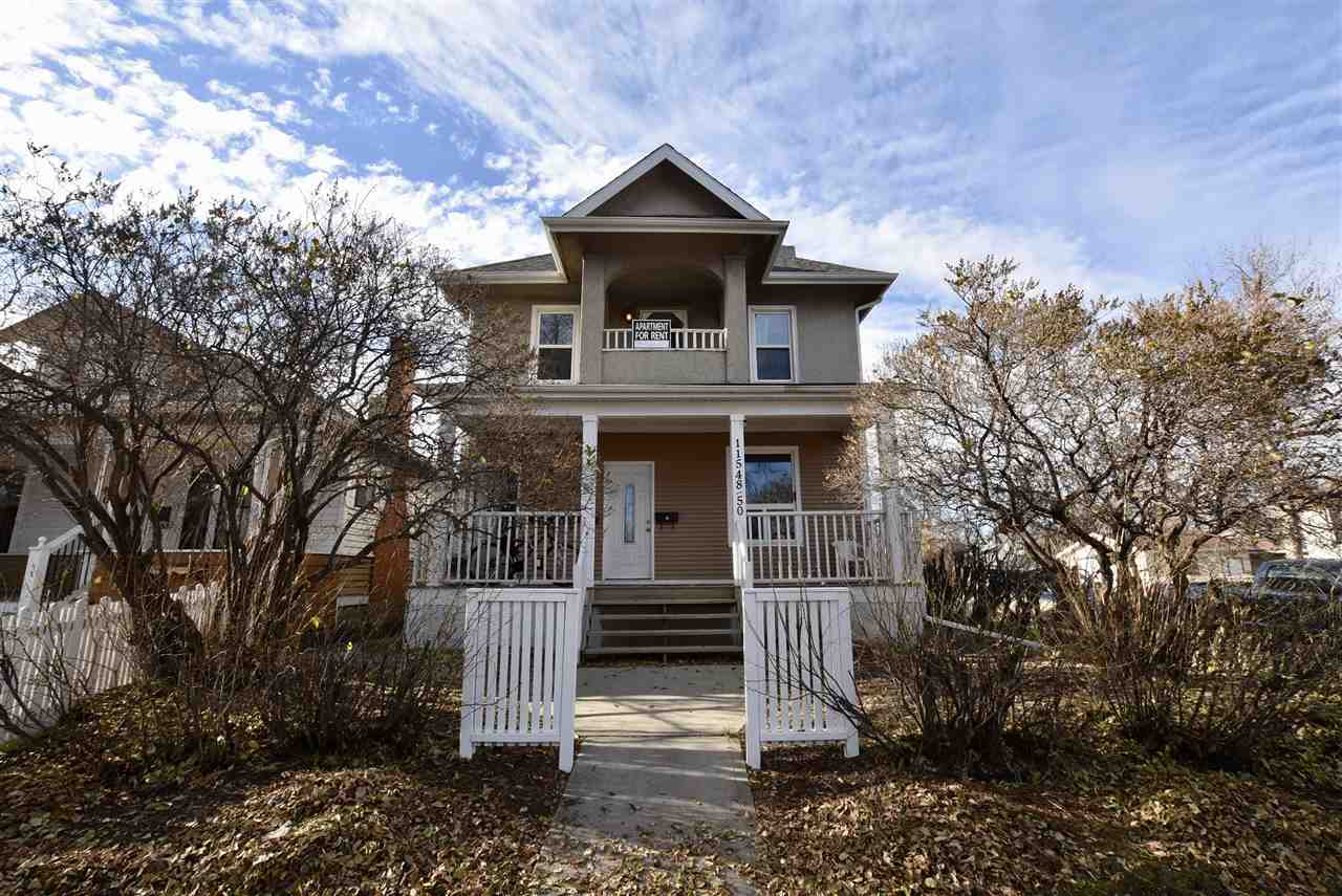 MLS® listing #E4172948 for sale located at 11548 96 Street