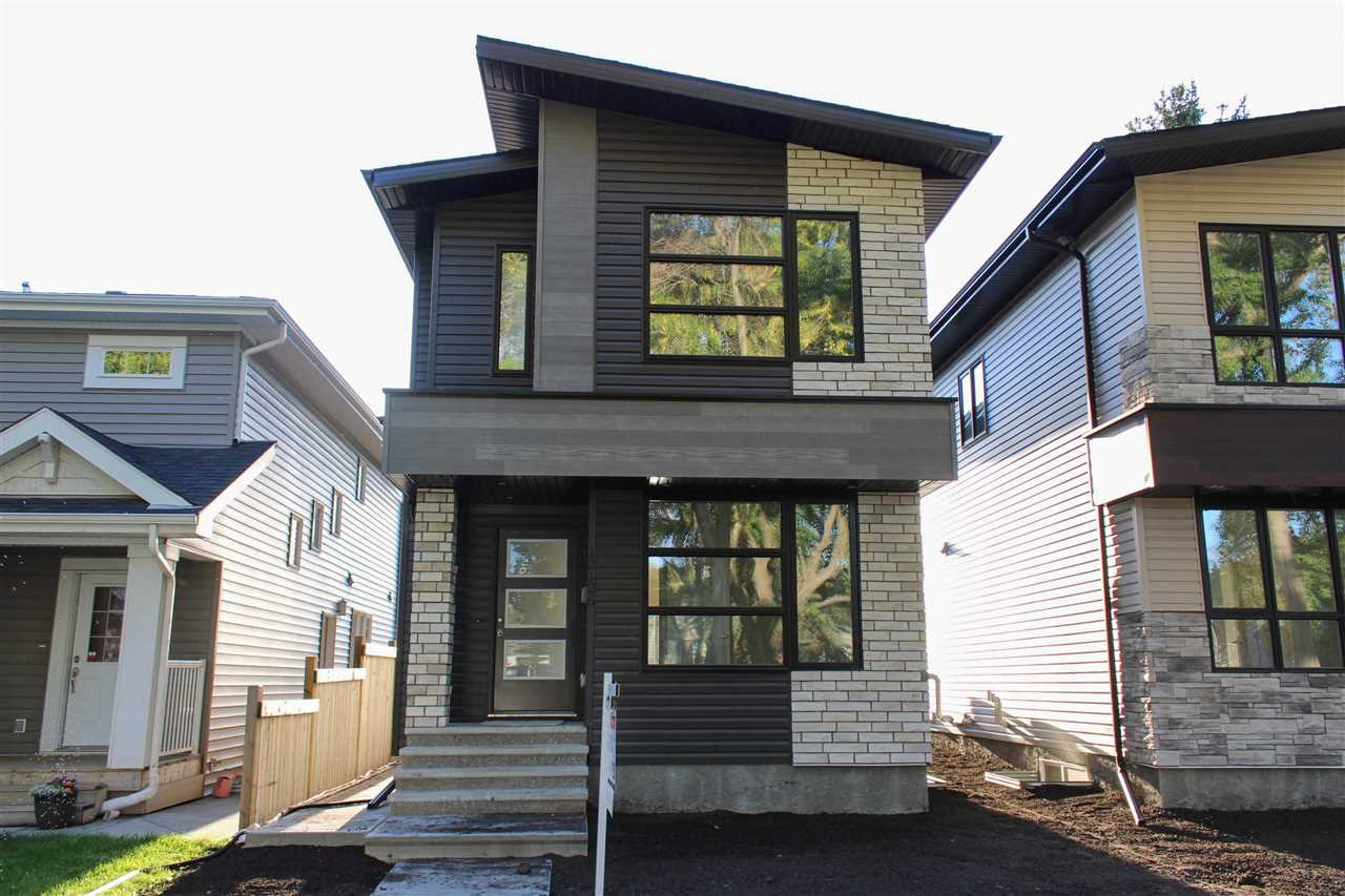 MLS® listing #E4172949 for sale located at 12126 123 Street