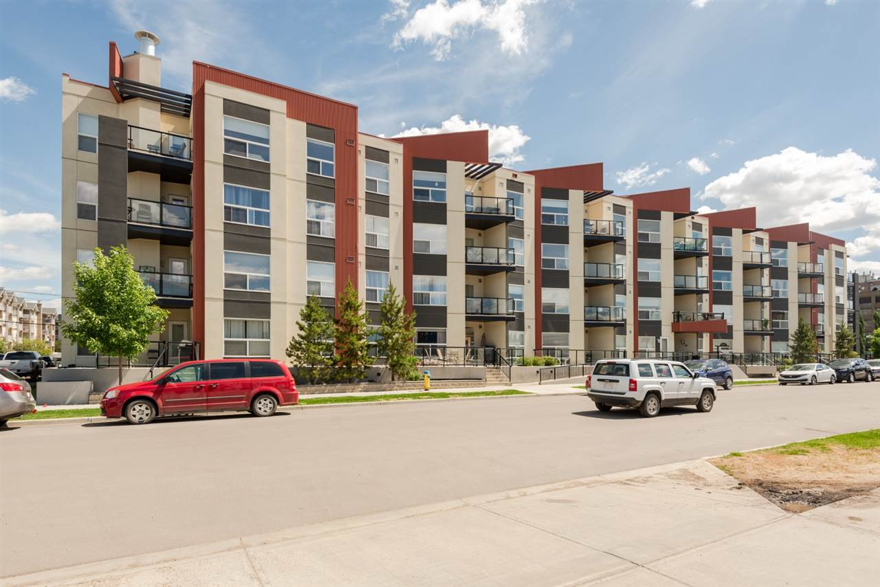 MLS® listing #E4172953 for sale located at 210 10523 123 Street
