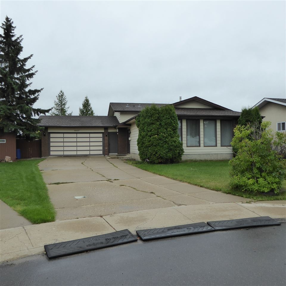 MLS® listing #E4172998 for sale located at 10607 24 Avenue NW