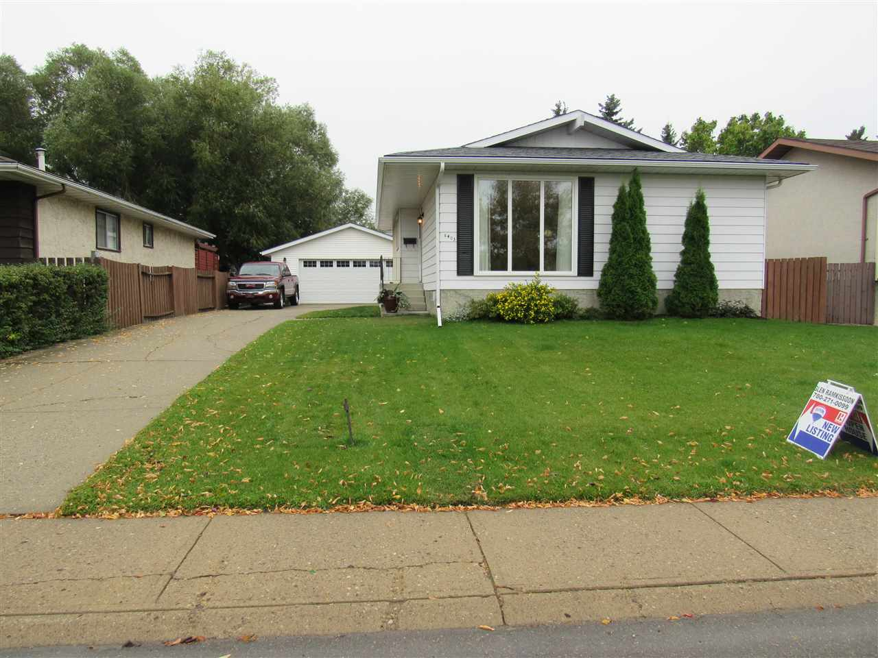 MLS® listing #E4173088 for sale located at 6403 15 Avenue