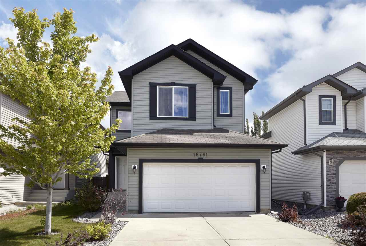 MLS® listing #E4173092 for sale located at 16761 118 Street